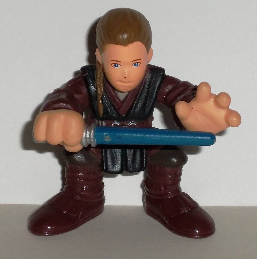 Star Wars Galactic Heroes Anakin Skywalker Action Figure ...