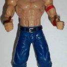 WWE Flexforce Lightning John Cena Action Figure Mattel W6805 Wrestling Loose Used
