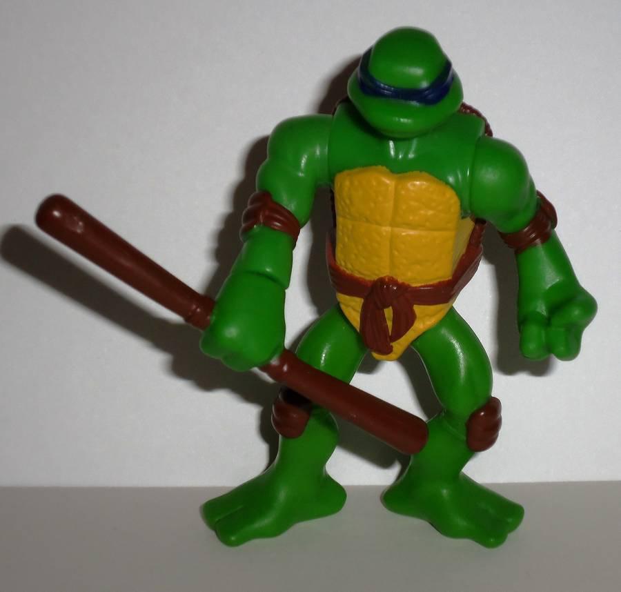Mcdonald S Teenage Mutant Ninja Turtles 2007 Donatello Action