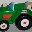 Buddy L Imperial 2002 Green and White Farm Tractor Loose Used