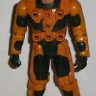 Kenner 1986 Centurions Jake Rockwell Action Figure Loose Used