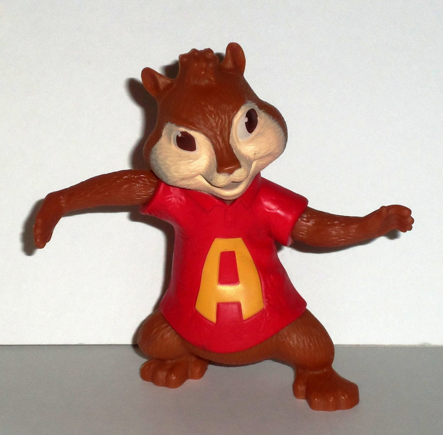 Mcdonald S Alvin And The Chipmunks Chipwrecked Alvin Happy Meal Toy Loose Used