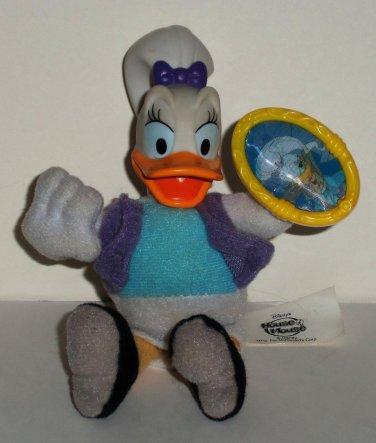 Mcdonalds 2001 Disneys House Of Mouse Daisy Duck Soft Happy