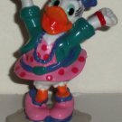 Applause Disney Daisy Duck Arms Raised PVC Figure Loose Used