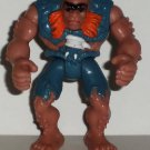 Fisher-Price Imaginext Dinosaurs Caveman Figure with Blue Gray Outfit Mattel Loose Used