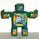 McDonald's 2003 NakNak Green Nak Happy Meal Toy Loose Used