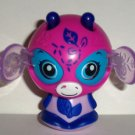 McDonald's 2012 Zoobles Archer Pink Happy Meal Toy Loose Used