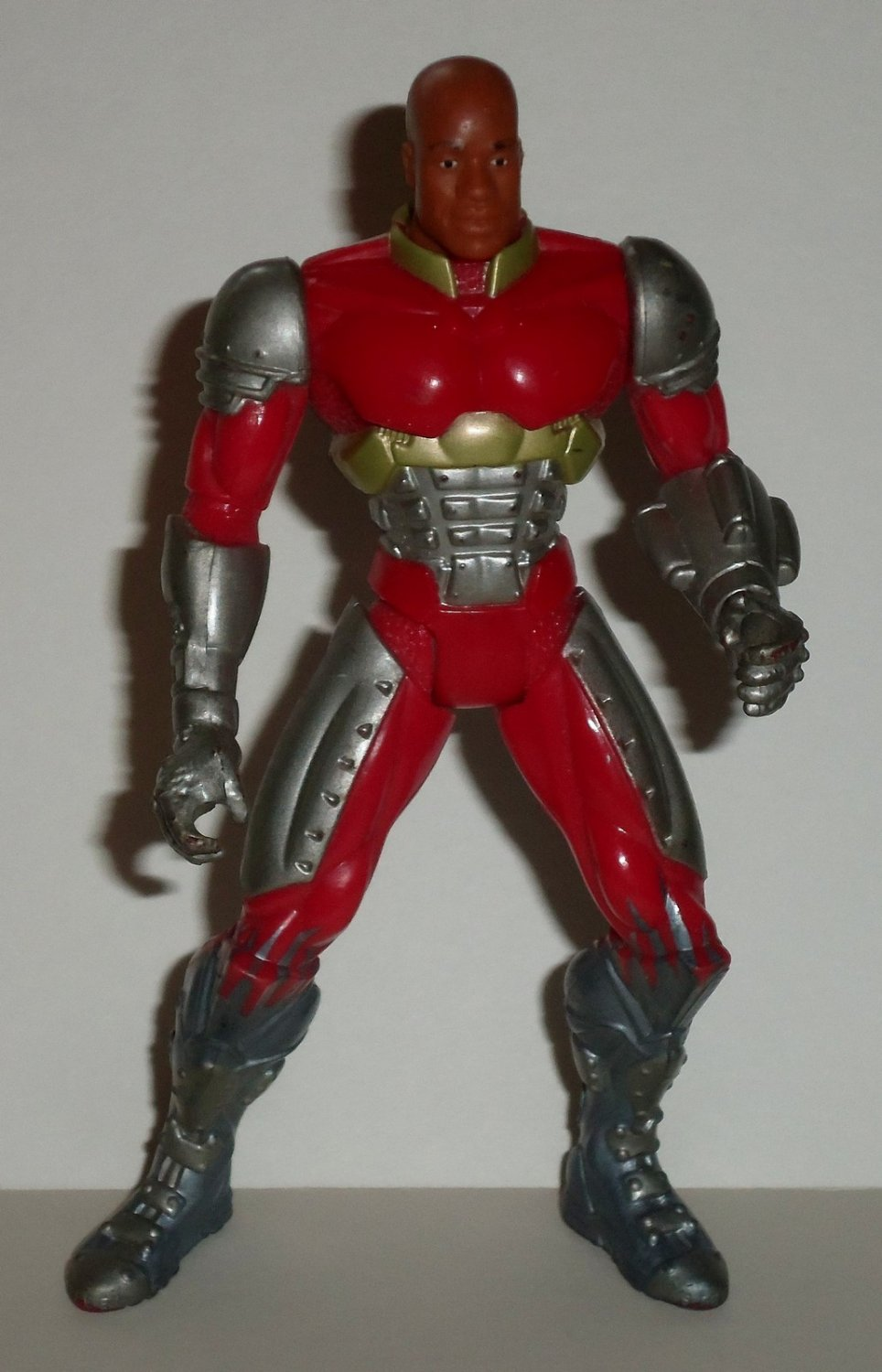 Kenner 1997 Steel Vapor Trail Action Figure DC Comics ...