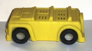 Wendy's National Geographic Jeep Kids Meal Toy Loose Used