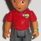 Fisher-Price Diego Figure Only from Rescue Truck R0760 Mattel 2008 Loose Used