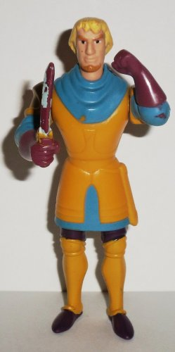 edad709c6baca Burger King 1996 Disney's The Hunchback of Notre Dame Phoebus Figure ...