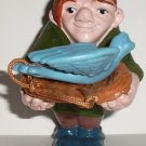 McDonald's 1997 Disney's Hunchback of Notre Dame Quasimodo Bird Catcher Happy Meal Toy Loose Used