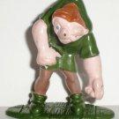 General Mills 1996 Disney's Hunchback of Notre Dame Quasimodo PVC Figure Loose Used