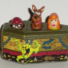 Burger King 1996 Scooby Doo Coffin Kids' Meal Toy Loose Used
