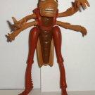 Mattel 1998 Disney Pixar A Bug's Life Hopper Bendable Action Figure Loose Used