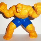 McDonald's 2010 Marvel Heroes The Thing Fantastic Four Figure Happy Meal Toy Loose Used