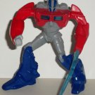 McDonald's 2013 Transformers Prime Optimus Prime Happy Meal Toy Loose Used