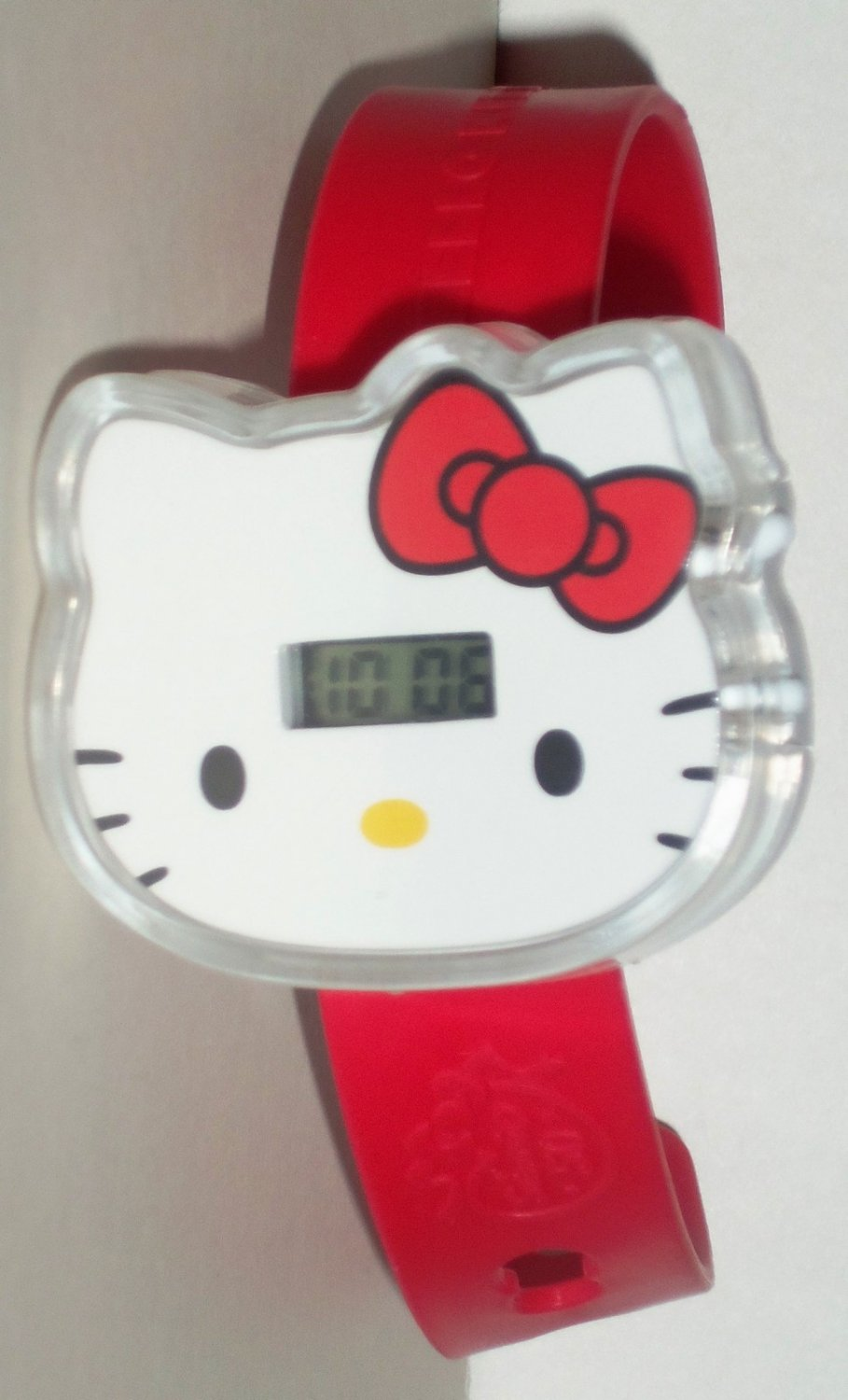 Toy Hello Kitty Watch : Mcdonald s hello kitty watch happy meal toy loose
