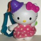 McDonald's 2001 Hello Kitty Beach Kitty Happy Meal Toy Loose