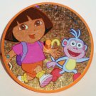 Dora the Explorer Nick Jr. Flip Tops Orange Running with Boots 2006 Loose Used
