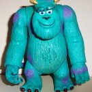 Disney Pixar 2001 Monsters Inc Top Scarer Sulley James P Sullivan Talking Action Figure Hasbro Loose