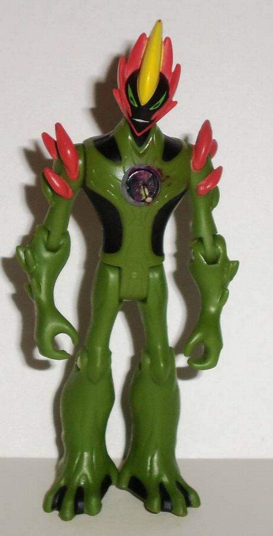 Ben 10 Alien Force Swampfire 4 Quot Action Figure Bandai 2008