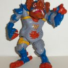 Teenage Mutant Ninja Turtles 1990 Wingnut Action Figure No Belt Playmates TMNT Loose Used