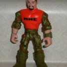 """NXT Generation Bone Collector Michael Waddell Rifle Hunter 4"""" Action Figure Only Loose Used"""