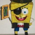 Burger King 2007 SpongeBob Squarepants Atlantis Squarepantis Pirate Kids' Meal Toy Loose Used
