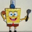 General Mills 2011 SpongeBob Squarepants Hamburger Maker Cereal Toy Loose Used