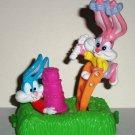 McDonald's 1994 Happy Birthday Train Tiny Toons Happy Meal Toy Loose Used