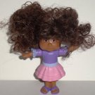 Burger King 2008 Cabbage Patch Kids Minis Megan Aubrey Doll Kids' Meal Toy Loose Used