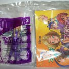McDonald's 2005 DIsney W.I.T.C.H. Elyon Doll Happy Meal Toy Still in Package