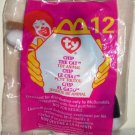 McDonald's 1999 Ty Teenie Beanie Babies Chip the Cat Happy Meal Toy in Original Packaging