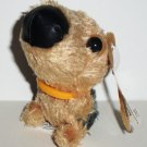 McDonald's 2005 Artlist Collection The Dog Yorkshire Terrier Happy Meal Toy Damaged Swing Tag Loose