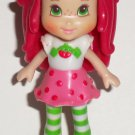 Hasbro 2008 Strawberry Shortcake Doll from Berry Sweet Roadster Playset Loose Used