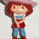 Decopac Strawberry Shortcake Sweet Berries Doll Cake Topper Figure Loose Used