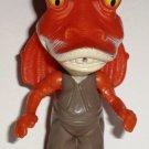 Burger King 2005 Star Wars Episode III Super D Jar Jar Binks Water Squirter Toy Loose Used