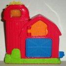 McDonald's 2008 Baby Ronald Peekaboo Barn U3 Happy Meal Toy Loose Used