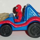 McDonald's 1996 Marvel Super Heroes Spider-Man Car Happy Meal Toy Loose