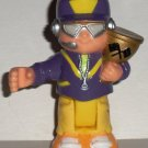 Fisher-Price Little People Guy with Trophy Poseable Figure Loose Used
