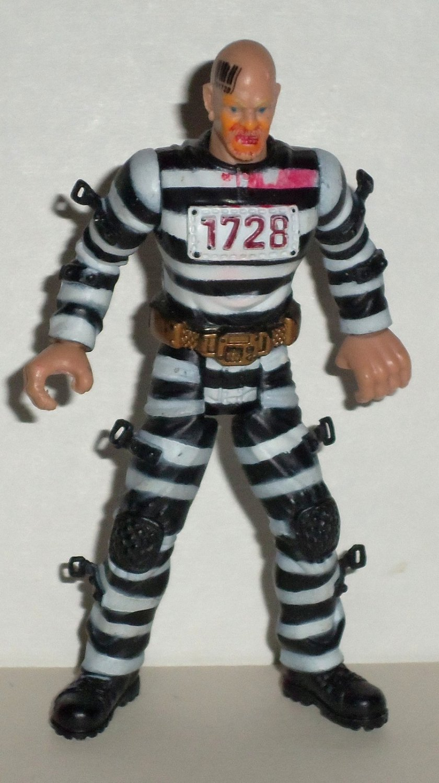 "Chap Mei Police vs Bad Guyz Prisoner 4"" Action Figure ..."