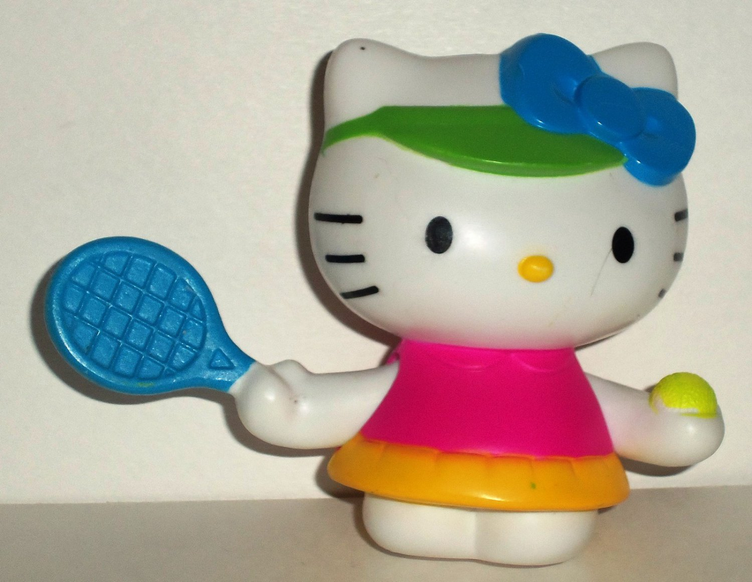 Mcdonald S Happy Meal Toys 2013 : Mcdonald s hello kitty loves tennis happy meal toy