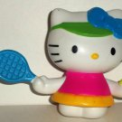 McDonald's 2013 Hello Kitty Loves Tennis Happy Meal Toy Loose