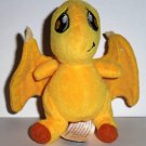 McDonald's 2004 Neopets Yellow Shoyru Happy Meal Toy No Swing Tag Loose Used