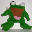 McDonald's 2004 Neopets Green Quiggle Happy Meal Toy No Swing Tag Loose Used