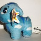 McDonald's 2005 Neopets Cloud Poogle Happy Meal Toy w/ Damaged Swing Tag Loose Used