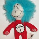 Kellogg's Dr. Seuss Cat in the Hat Thing 1 Plush Toy  Loose Used