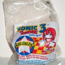 McDonald's 1994 Sonic the Hedgehog Knuckles Happy Meal Toy in Package