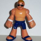Fisher-Price Imaginext Swimmer Action Figure Loose Used